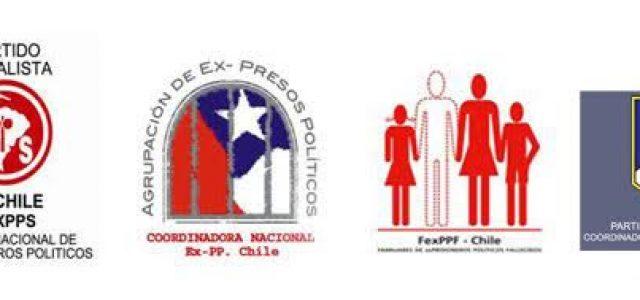Chile – Carta abierta de los ex presos políticos al Ministro del Interior