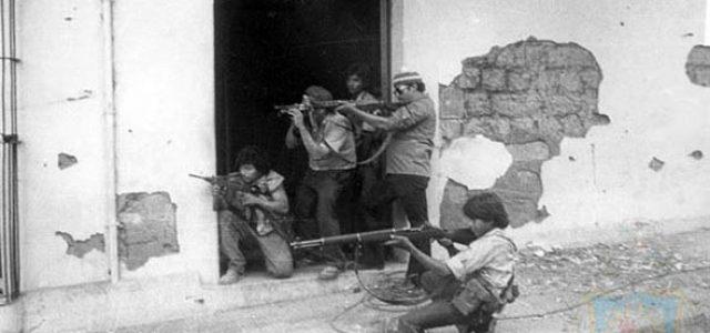 Nicaragua – insurrección el 7 de julio de 1979 en León, Capital de la Revolución Sandinista