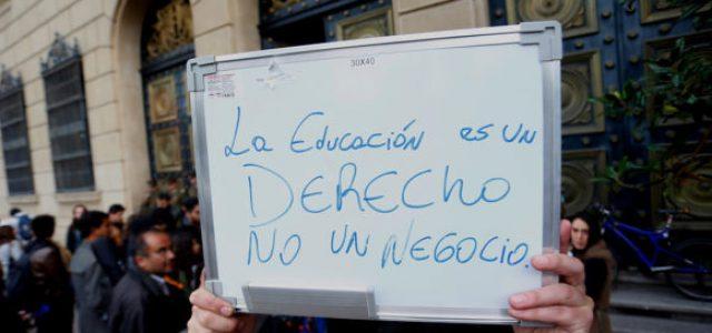 Chile – Miembros del Frente Amplio critican postura de Revolución Democrática en torno a educación