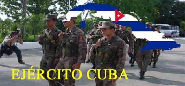 Cuba –Los militares y las cuentas