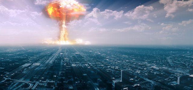 La catastrófica guerra nuclear es hipotética
