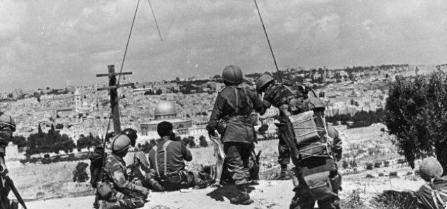 Oriente Medio –A 50 años de la Guerra de los Seis días