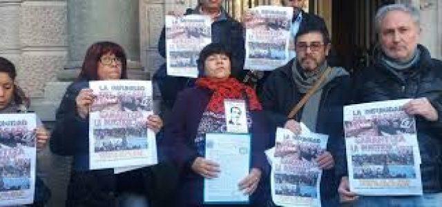 Chile – Marcha 28 de Julio contra la impunidad de los crímenes del pasado