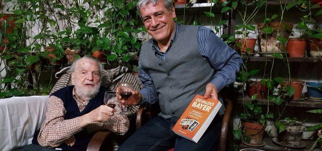 Argentina – Encuentro con el historiador y periodista Osvaldo Bayer