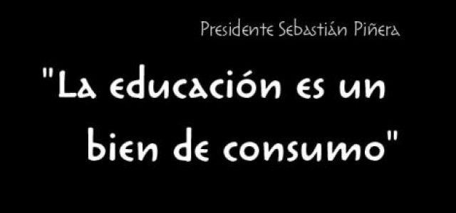 """Chile – FUNDACIÓN SOL: """"LA EDUCACIÓN SIGUE SIENDO UN BIEN DE CONSUMO"""""""