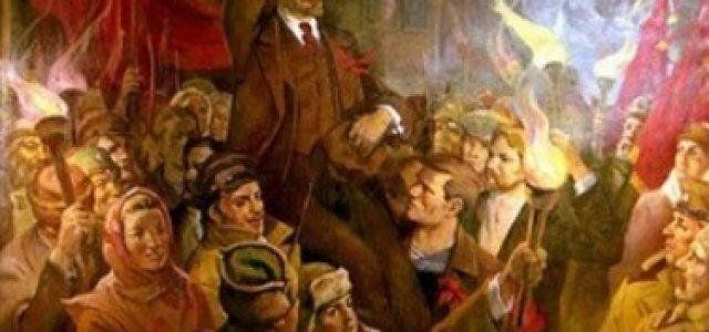 HISTORIA.- La llegada de Lenin a Rusia