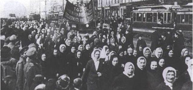 Historia/Rusia –Las mujeres de 1917