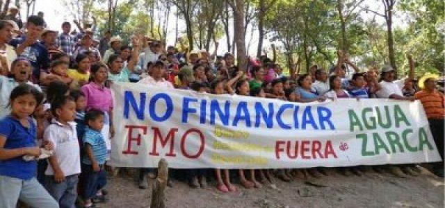 Honduras – Suspenden proyecto hidroeléctrico contra el que luchaba Berta Cáceres antes de ser asesinada