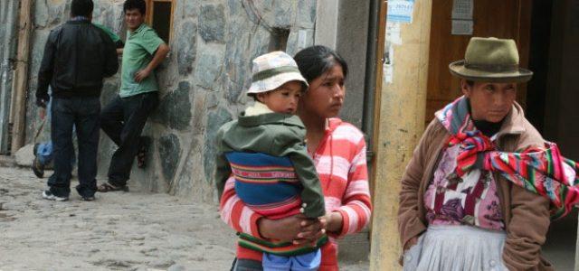 """Perú: Los """"niños de plomo"""" que llaman a preservar el medio ambiente"""