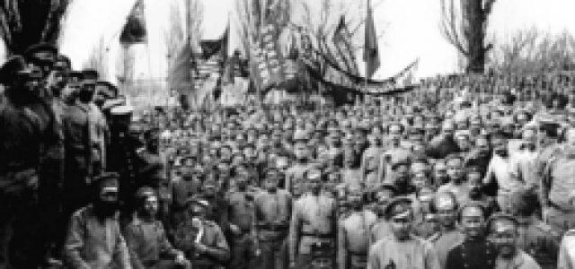 [Centenario de la Revolución Rusa] Antes de febrero