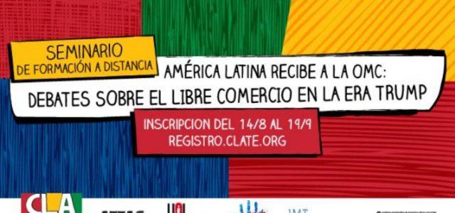 AMÉRICA LATINA RECIBE A LA OMC: DEBATES SOBRE EL LIBRE COMERCIO EN LA ERA TRUMP