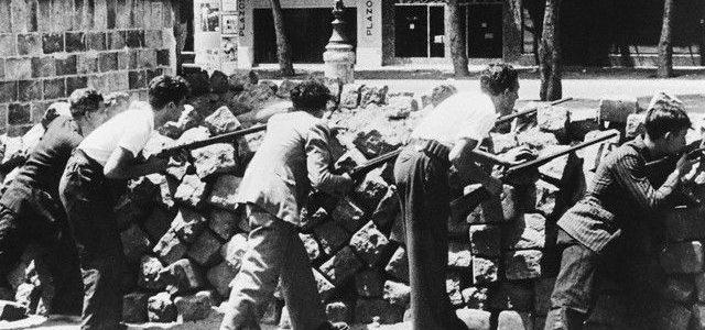 """¿Qué leer? Barcelona, los """"hechos de mayo"""" de 1937"""