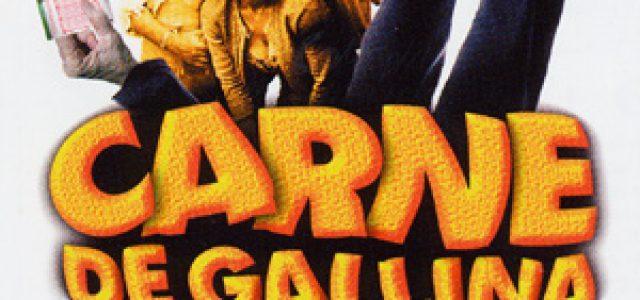 Cine – Carne de Gallina:   Ver la película