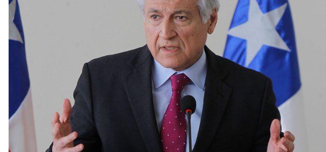 """El canciller de Chile Heraldo Muñoz dijo"""" en venezuela ya no hay democracia"""""""