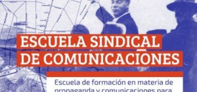 Chile – Sindicato Unificado Metro organiza Escuela Sindical de Comunicaciones 2017
