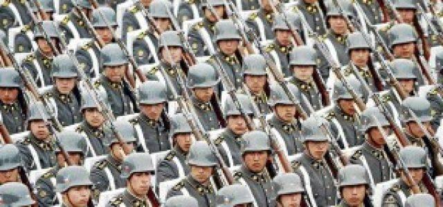 Chile – Acerca de los 5.000 soldados chilenos jubilados por invalidez