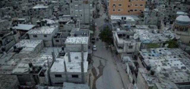 Palestina –¿Cómo es la vida en un lugar con unas pocas horas de electricidad al día y ocho horas de agua cada cuatro días?