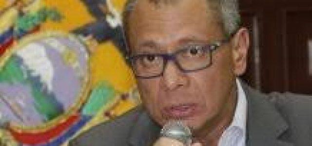 Ecuador –Crisis en el oficialismo ecuatoriano