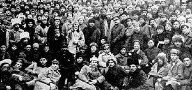 La revolución de Octubre – cuando la clase obrera tomo el poder