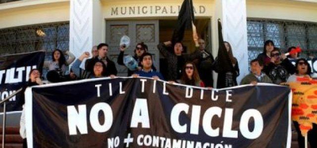 Chile – El informe del Colegio Médico que confirma los riesgos sanitarios y ambientales del nuevo vertedero en Til Til
