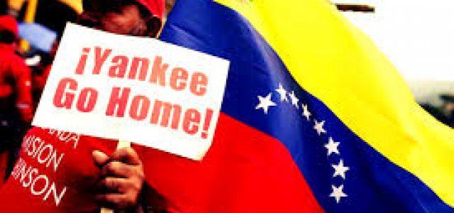 Estados Unidos recrea su guerra a Cuba en Venezuela