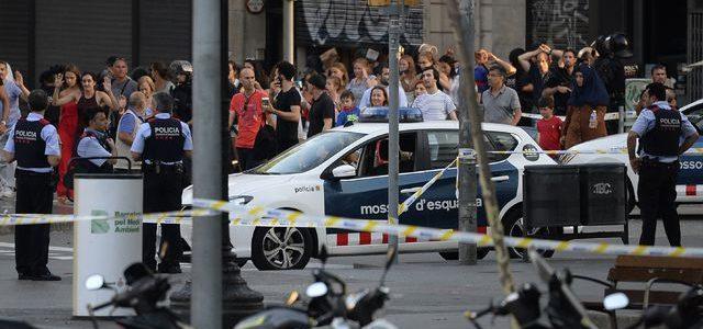 Estado Español – Catalunya: Atentado en Barcelona; 13 muertos, dos detenidos