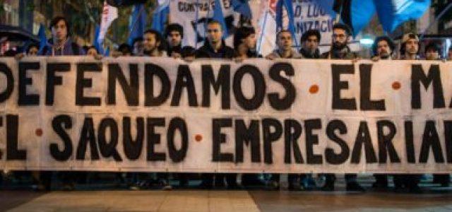 Chile – INDH se pronuncia por vertimiento de salmones, marea roja y protesta social de Chiloé de Mayo de 2016