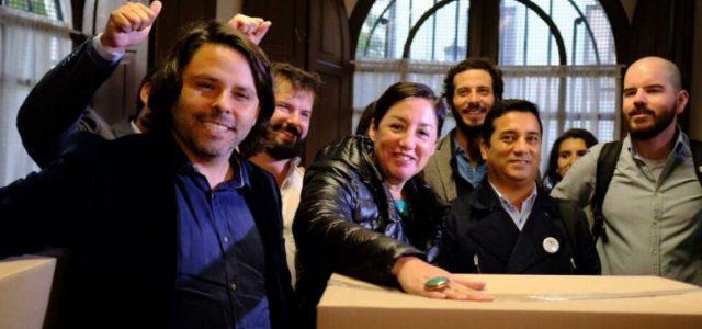 Chile – ¿Conflicto de egos o crisis de la democracia partidaria en el Frente Amplio?