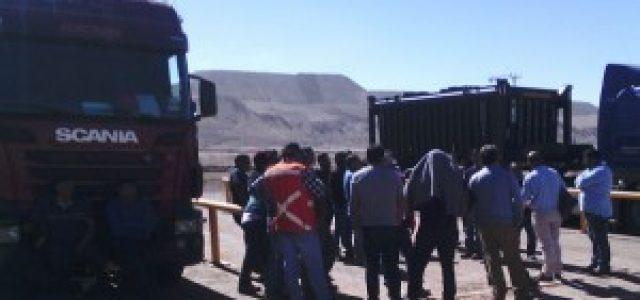 Chile – Sindicato Interempresa del Loa está en huelga exigiendo condiciones dignas de trabajo