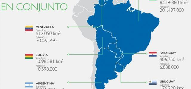 DERECHA REGIONAL SUSPENDE A VENEZUELA DEL MERCOSUR