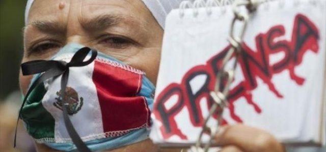 Suman 16 en 2017: Asesinan a otro periodista en México