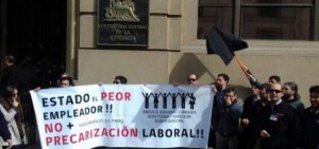Chile – Paro: Honorarios de Vivienda piden a contraloría revisar legalidad de sus traspasos