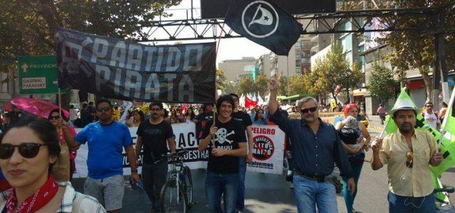 Chile – El Partido Pirata: mucho más que internet y software libre