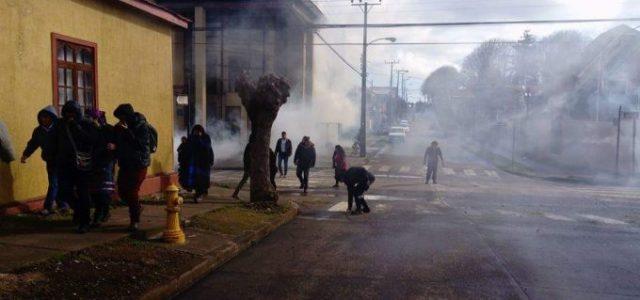 Chile / Wallmapu – Condenan injustamente a 6 peñi en Cañete