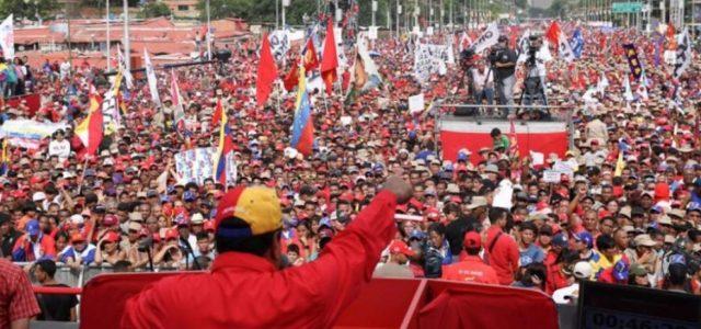 Venezuela, hora 0