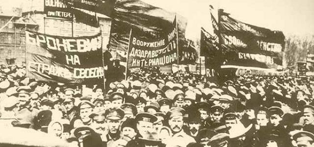 A cien años de la Revolución de Octubre • De la reacción a la lucha por el poder