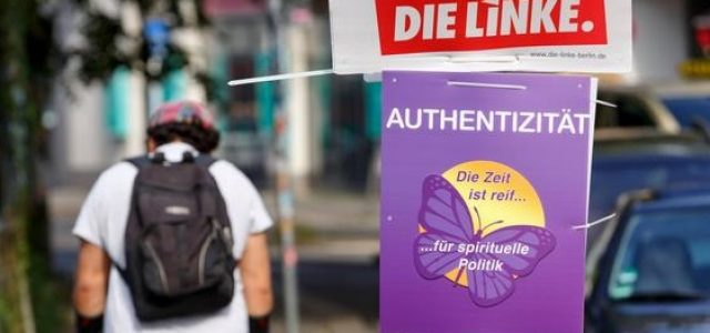 24 de septiembre – Elecciones legislativas en Alemania