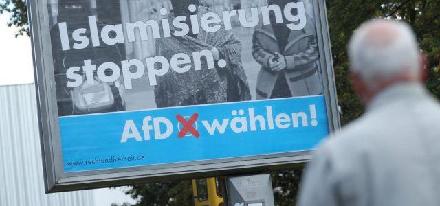 Neonazis al Parlamento alemán