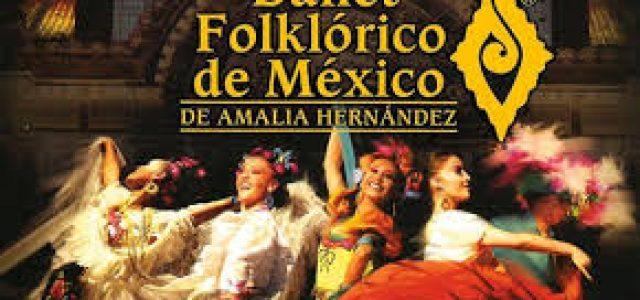 Ballet Folclórico de México – Amalia Hernández: audacia y fuerza creativa
