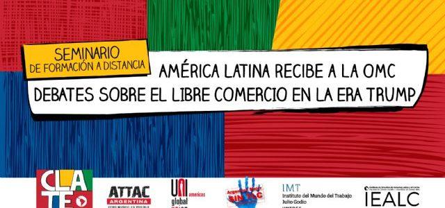 Seminario sobre OMC: últimos días de inscripción