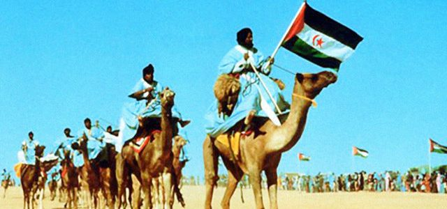 Sahara Occidental – 45° Aniversario del Frente Polisario.