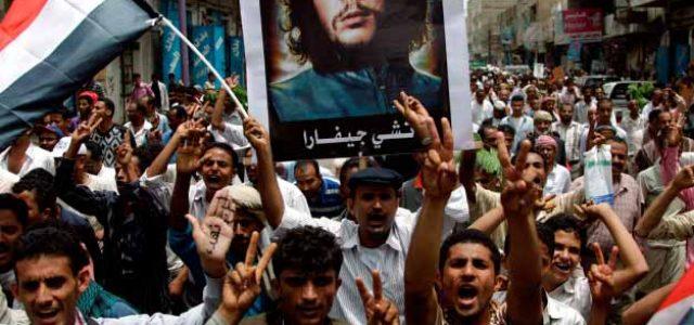 Yemen bajo asedio