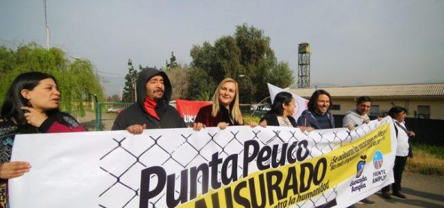 Chile – Pamela Jiles, Alberto Mayol y Doris González, clausuran Punta Peuco