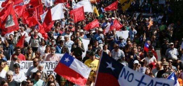 Chile – Este viernes se inicia plebiscito nacional sobre sistema de AFP