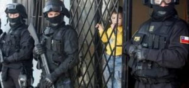 Chile – Nuevo allanamiento y robo cometido por funcionarios policiales en La Legua