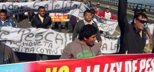 """Chile – Querellante en caso Corpesca: """"La industria compró la Ley de Pesca"""""""
