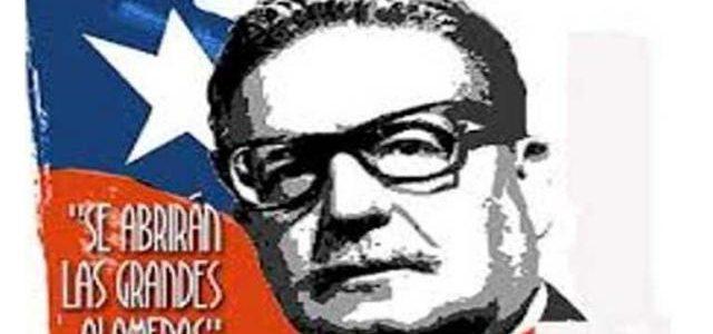 Homenaje a Salvador Allende Compromiso Frente Amplista-711 Uruguay