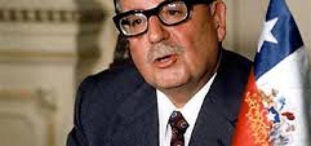 Chile – Último discurso del compañero presidente Salvador Allende