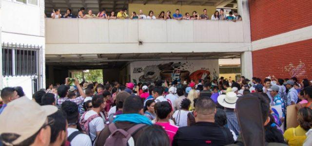 HONDURAS.- La lucha democrática de la UNAH en la encrucijada