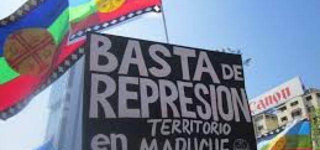 Chile / Wallmapu – comunicado por la huelga de hambre de los comuneros presos mapuche